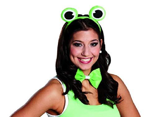 Froschkostüm Kostüm Frosch Froschset 2 teilig grün (Frosch Und Kröte Kostüm)