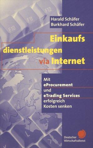 Einkaufsdienstleistungen via Internet