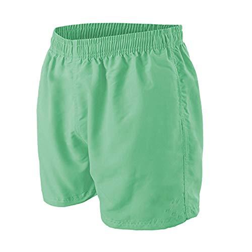 Good Deal Market Badeshort Herren Aqua Green Gr. XL/8 Schwimmshorts Badeshorts Swimming Shorts Men Coole Badehose günstige preiswerte billige günstig preiswert Mann