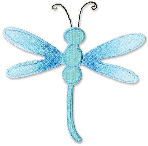 Sizzix Sizzlits singolare Die-Dragonfly #3 - Singles Sizzix Sizzlits