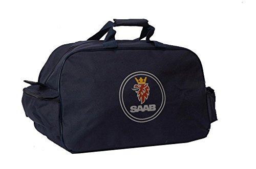 neuf-saab-logo-sac-de-sport-bag-voyage