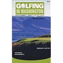 Golfing in Washington