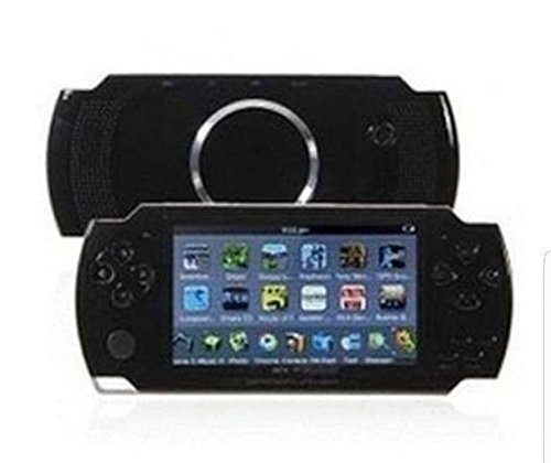 Zrose Game In Smarty Handheld Gaming Console (Black)