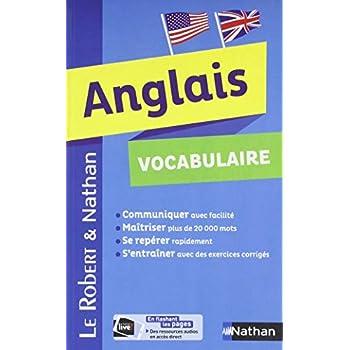 Vocabulaire Anglais - Robert & Nathan