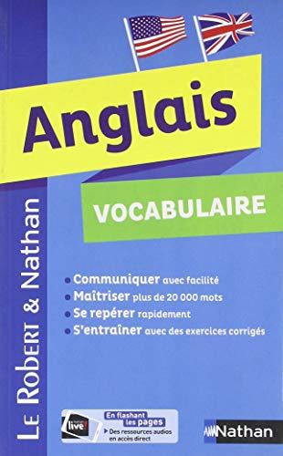 Vocabulaire Anglais - Robert & Nathan par Jacqueline Fromonot