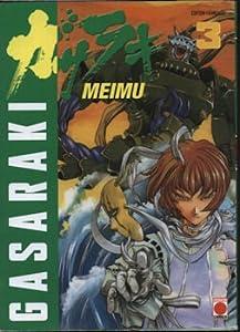 Gasaraki Edition simple Tome 3