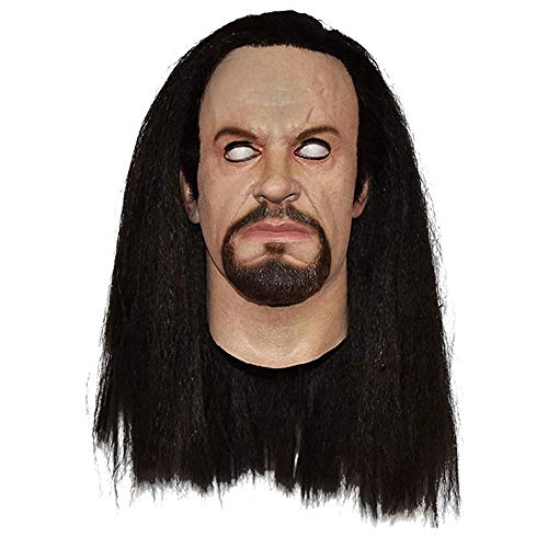 Trick or Treat Studios WWE The Undertaker Mask Standard (Or Trick Studios Treat)