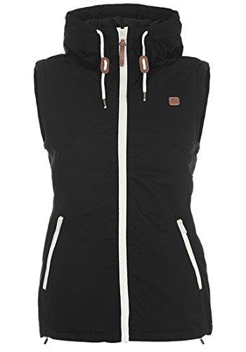 DESIRES Tilda Weste, Größe:L;Farbe:Black (9000)