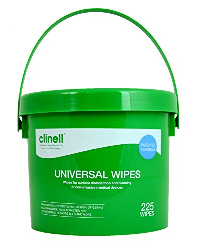 clinell-universal-wipes-bucket-of-225