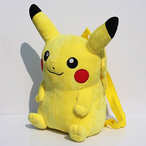 40 cm Pikachu Plush Bagpack