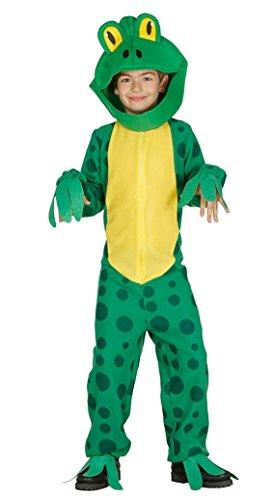 Fiestas Guirca Frosch-Kostüm Frosch amphibisches Baby