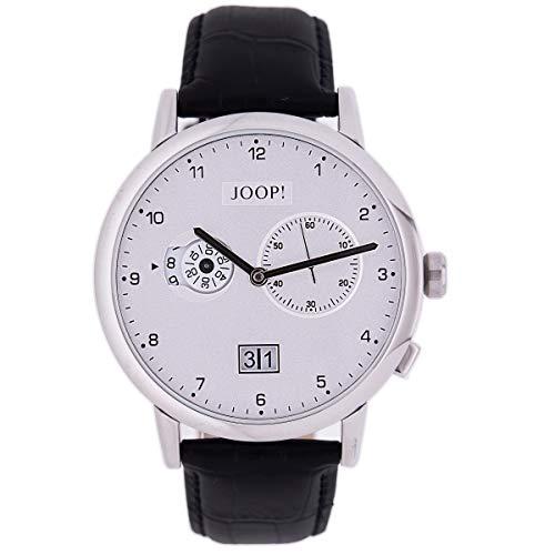 Joop! - JP100071003U - Montre Homme - Quartz - Analogique - Bracelet Cuir Noir