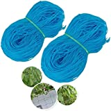 Trust Point Plant Support Creeper and Plant Climbing Net for Agriculture and Terrace Gardening, 20 Feet X 5 Feet (6 Mtrs X 1.