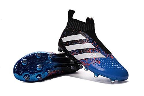 yurmery Schuhe Herren Ace 16purecontrol Fußball Fußball Stiefel, Herren, königsblau (Air Blau Jordan 9)