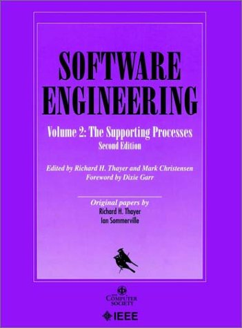 Software Engineering: The Supporting Processes: 2 (Practitioners)
