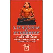 Las maximas de ptahhotep (Pictogramas De Tupi)