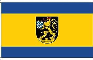 Bannerflagge Ruppertsecken - 150 x 500cm - Flagge und Banner