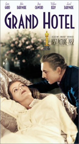 Preisvergleich Produktbild Grand Hotel [VHS]