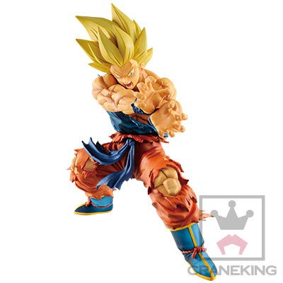 Banpresto. Dragon Ball Legends Figure Son Goku SSJ Kamehameha Figure Ahora Disponible!