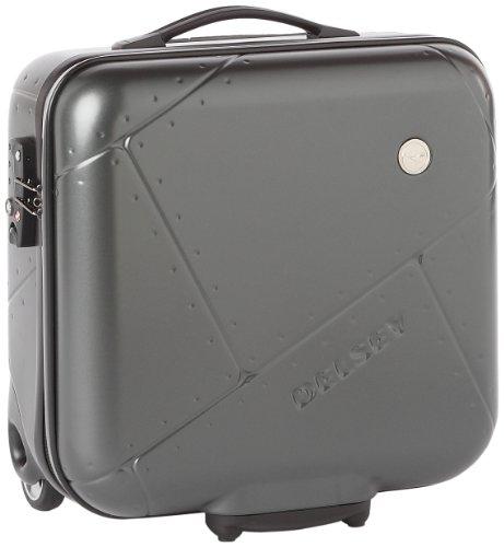 Delsey Bagage cabine Aerolite, Mat Black, 182345000