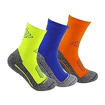 Celerest Transpirable Hombres Adultos Compresi/ón Calcetines Largos Calcetines de F/útbol C/álido Baloncesto Deportes Antideslizante Ciclismo Escalada Calcetines para Correr