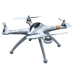 Walkera - Quadrocopter QR X350 con Devo F7 FPV, Color Blanco (25156)
