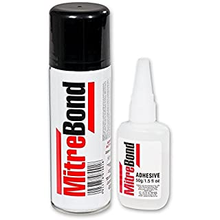 Unika Mitrebond Industrial Superglue And Aerosol Activator