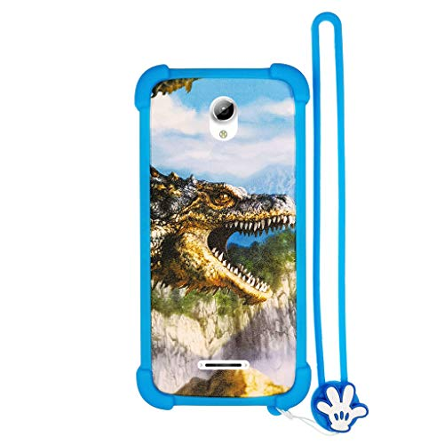 Hülle für OUKITEL C2 hülle Silikon Grenze + PC hart backplane Schutzhülle Case Cover L