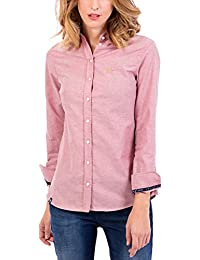Polo Club Camisa Mujer Miss Oxford