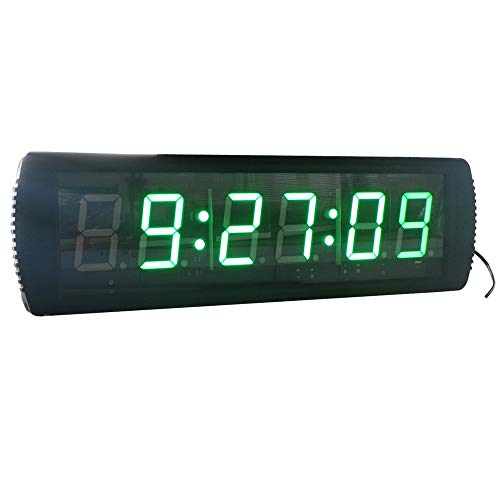LED Alarma Tiempo Relojes Digital Cuenta Atrás LED Digital ...