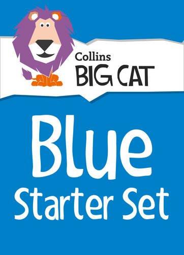 Collins Big Cat Blue Starter Set: Band 04/Blue (Collins Big Cat Sets)