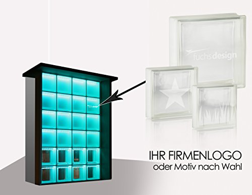 beleuchteter Empfang, Infopoint für Büro, Arzt-Praxis, Hotel oder Boutique