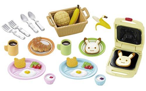 Sylvanian Families - Set desayuno (Epoch para Imaginar 5024)