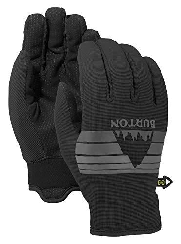 Burton Herren Formula Snowboardhandschuhe, True Black, M - Winter Herren Handschuhe Burton