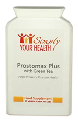 Prostamax Plus with Green Tea (90 Caps) from Simply Your Health