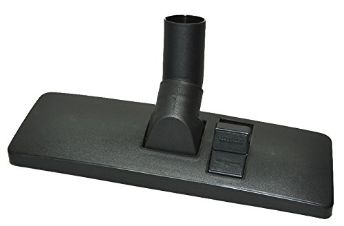 Bodendüse, Kombi-Düse, Bodenbürste 35mm umschaltbar ohne Rad passend für Bosch, Siemens, Miele, Panasonic, Rowenta, Samsung ua. #1422