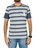Rip Curl Heritage Stripe Short Sleeve T-Shirt