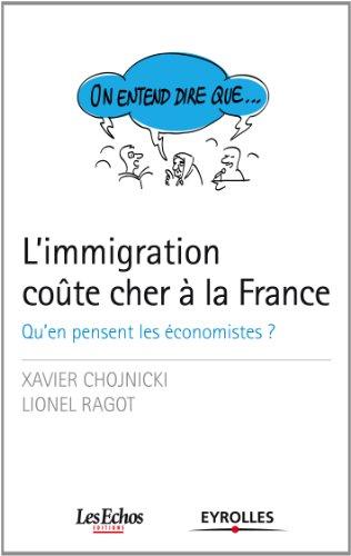 L'immigration coûte cher à la France: Qu'en pensent les économistes ?