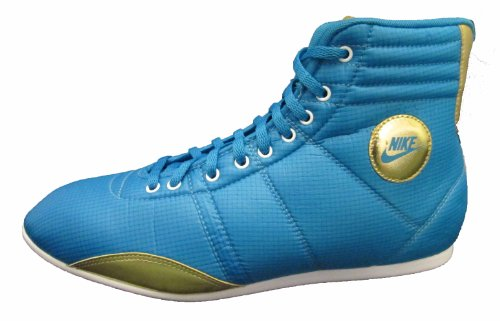 Nike 429988-603, espadrilles de basket-ball homme Turquoise - Turquoise