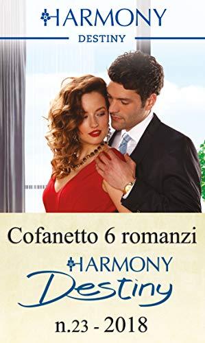 Cofanetto 6 romanzi Harmony Destiny - 23: Il ritorno del milionario |...
