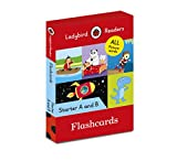 Ladybird Readers Starter Level A and B Flashcards