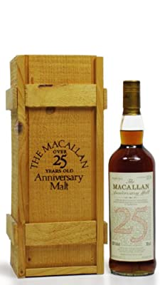 Macallan - Anniversary Malt - 1972 25 year old