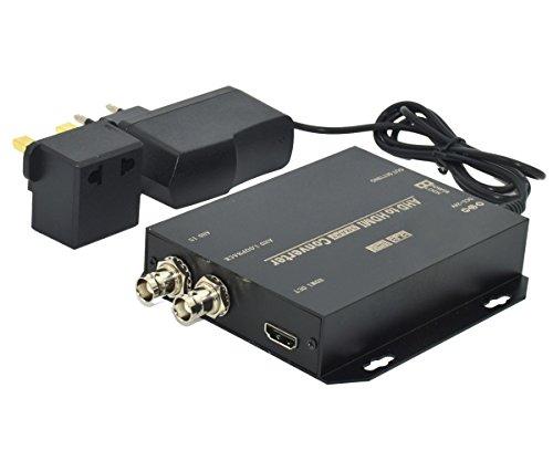 kaufen, Nur ES AHD 2.0zu HDMI Konverter 1080p mit AHD loopout 1000m Repeater ESD Schützen und OSD-Menü für HD CCTV Outdoor Home Security Überwachungskamera System DVR Video Recorder