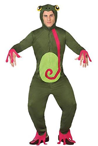 Imagen de atosa  disfraz de rana para adulto  111 26625