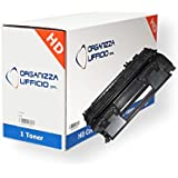 CE505A Toner per HP Compatibili Laserjet P2035, laserjet P2055, Laserjet P2050, Laserjet P2055D, Laserjet P2055DN. CANON LBP 6300, LBP6500. HP05A