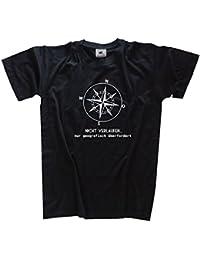 Nicht verlaufen - nur geografisch überfordert T-Shirt S-XXXL