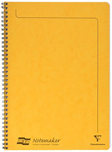 europa-4860z-notemaker-book-sidebound-ruled-90-gsm-120-pages-a4-assorted-a-pack-of-10