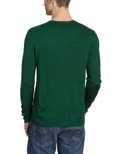 Marc O'Polo Herren Pullover 227 6086 60514 Grün (454 emerald)