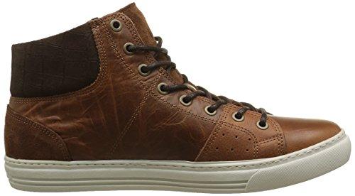 Le Coq Sportif Herren Arras Mid Sneakers Braun (Tortoise Shell)