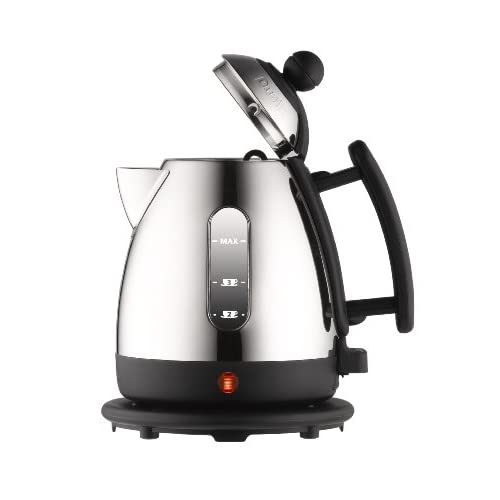 418Yn4k1 bL. SS500  - Dualit 72200 Jug Kettle, 1 Liter, Stainless Steel and Black Finish